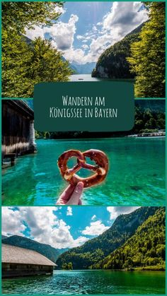 Wandern am Königssee – Der Rundweg Malerwinkel – Sophias Welt The Königssee is a beautiful place in Bavaria. There are many hiking trails here – one of the best known is the Malerwinkel circular hiking trail. Beautiful Places In Japan, Beautiful Places To Visit, Cool Places To Visit, Wonderful Places, New Travel, Family Travel, London Places, Countries To Visit, Destination Voyage