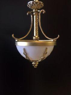 1:12 Dollhouse Miniature Exquisite Vintage Table Lamp 12 Volt Working Light \