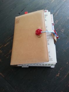 My diary scrapbook - Food for the soul.