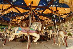 Yongmaland, closed amusement park at Seoul.