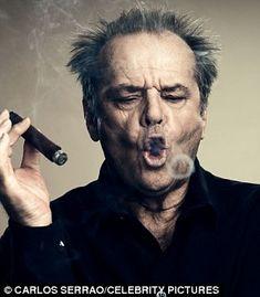 I like both. making rings and watching Mr. Nicholson.