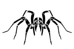Tribal Spider