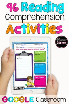 Reading response journal comprehension with common core standards: character study, predicting, evaluating, Reading Comprehension Activities, Reading Passages, Reading Strategies, Reading Worksheets, Comprehension Strategies, Reading Resources, Reading Response Journals, Text Evidence, Education Quotes For Teachers