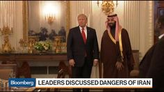 Saudi Prince Sees Trump as 'True Friend' to Muslims (Full Text) - Bloomberg