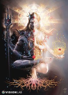 Art is a tool for transformation, on both a personal and planetary level. View imagery of Shiva, Shakti, and Tantra, including the Tantric Marriage. Hindu, Psychedelic Art, Spiritual Art, Lord Shiva Hd Wallpaper, Shiva Shakti, Image, Art, Shiva Art