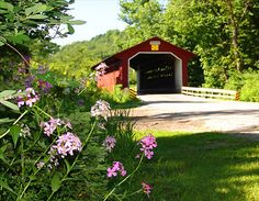 Covered bridges in Vermont
