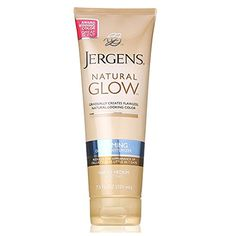 Jergens Natural Glow Daily Moisturizer Fair To Medium Skin Tones75ozPack of 3 *** Click for Special Deals  #WarehouseDealsPersonalCare