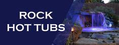 Grotto Waterfall | Backyard Waterfall Products | Universal Rocks Swimming Pool Waterfall, Swimming Pools, Oasis Swimming, Rock Waterfall, Backyard Pool Landscaping, Small Backyard Pools, Whirlpool Spa, Pond Kits, Living Pool