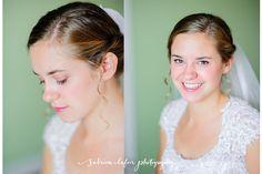 Knoxville Wedding Photography  luminous bridal portraits  www.sabrinalafonphoto.com