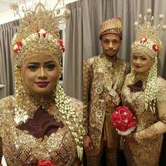 9 Best Malay Bridal Songket Sanggul Lintang Images Malay Wedding