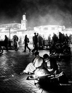 Jamaa el Fna, Marrakech, Morroco