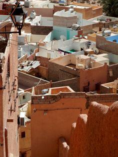 Ghardaia. South of Algeria