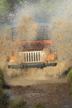 Jeep Wrangler!! Awesome!! Wish that was a pic of me and my jeep!! :p  ME:  Agreed!
