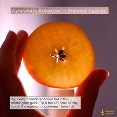 Slow Cooked Apples for Breakfast, for Ojas. Ayurvedic Diet, Ayurvedic Recipes, Ayurvedic Medicine, Maharishi Ayurveda, Metal Health, Apple Breakfast, Cooked Apples, Diet Recipes, Delicious Recipes