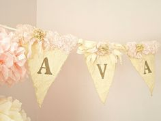 Hey, I found this really awesome Etsy listing at https://www.etsy.com/listing/215227860/girl-name-banner-1st-birthday-party