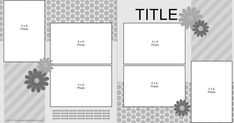 1-2-3 scrapbook layout 2 page scrapbook layout easy scrapbook layout creative memories forever yours video tutorial