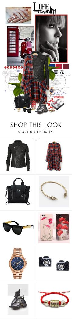 """""""Persunmall"""" by auby ❤ liked on Polyvore featuring Rick Owens, RetroSuperFuture, Sperry, Betsey Johnson, persunmall and persun"""
