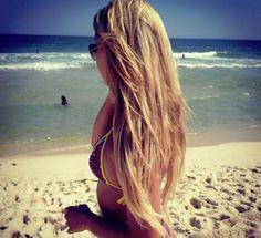 beach hair #hair   http://pinterest.com/ahaishopping/