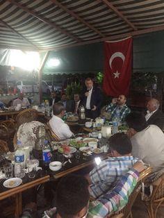 TOKAT'TA ÜMİT ÖZDAĞ RÜZGARI   Haberhan Siyasi Güncel Haber Sitesi