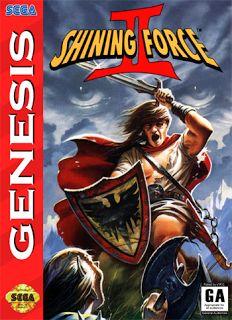 Emularoms: Shining Force II (BR) [ SMD ]
