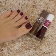 42 ideas for manicure pedicure designs fun Pedicure Designs, Manicure E Pedicure, Toe Nail Designs, Pretty Toe Nails, Pretty Nail Colors, Toe Nail Color, Toe Nail Art, Acrylic Nails, Stylish Nails