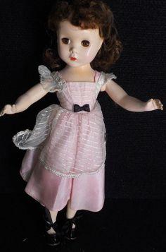 "Vintage Madame Alexander Maggie Doll 14"""