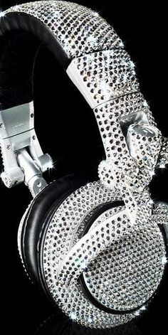 swarovski crystal earphones ♥✤ | Keep Smiling | BeStayBeautiful