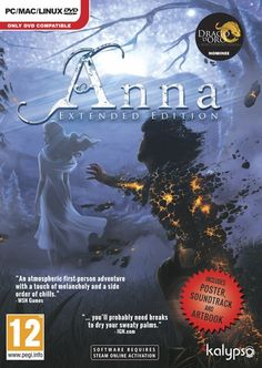 ANNA EXTENDED EDITION Pc Game Free Download Full Version