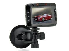 HD Car DVR Dashcam - 2.7 Inch Screen, 1080p HD, 16x Zoom, Motion Detection, G Sensor