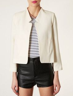 Ditch Boring Cardigans and Pashminas For These Party-Ready Jackets