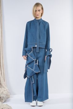Claudia Li RTW Fall 2016 -new talant to watch