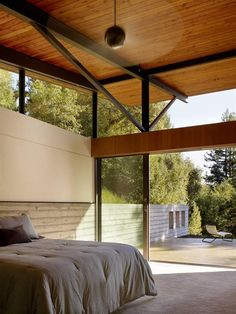 Good morning. Mountainside Retreat in Sonoma Valley.