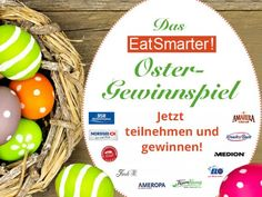 EAT SMARTER Oster-Gewinnspiel   EAT SMARTER