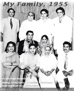Kapoor Khandaan Bollywood Photos, Indian Bollywood, Bollywood Stars, Indian Sarees, Bollywood Actress, Geeta Bali, Shammi Kapoor, Indian Hindi, Film World