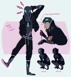 I really need to make my own spider person, maybe a British punk style(or at least hints of it) Marvel Art, Marvel Dc Comics, Marvel Avengers, Spider Art, Spider Verse, Costume Super Hero, Character Inspiration, Character Art, Spiderman Kunst