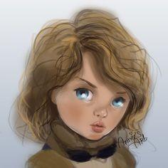 Baby Alice by Kennienoname.deviantart.com on @DeviantArt #restidentevil #baby