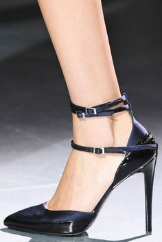 4c60fdff780 Love these Vaccarello shoes. Would totally rock them to the office.lol.can
