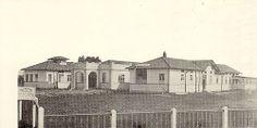 Tauranga Hospital beginnings - the buildings