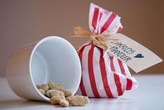 Lakridsmandler med hvid chokolade