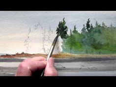 Fine art tips onHow to Paint Watercolour Seascapes with Julie Goldspink on Colour In your Life - YouTube