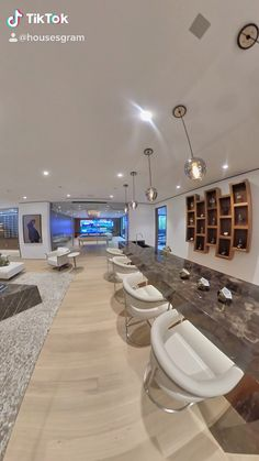 Modern Architecture Discover What do you think of this Man Cave? Home Room Design, Small House Design, Dream Home Design, Home Design Plans, Modern House Design, Home Interior Design, Modern Houses, Appartement Design, Luxury Homes Dream Houses