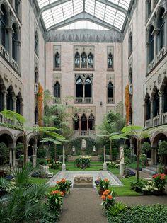 Boston's Isabella Stewart Gardner Museum