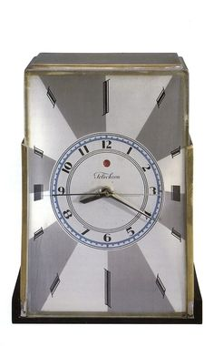 Telechron Clock - 1928-29 - by Paul Frankl - @~ Mlle