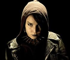 lisbeth salander - The Girl With The Dragon Tatoo