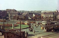 Ilyen is volt Budapest - Moszkva tér a Vérmező út felől Budapest, Street View