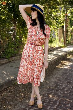 Vintage Dress [Bleubird Vintage]