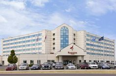 Ramada Plaza and Suites - Fargo Fargo (North Dakota) This property is located across from the West Acres Regional Shopping Center, which features dining, shopping and entertainment.  The hotel has an indoor water park with waterslide, indoor pool and children's pool.