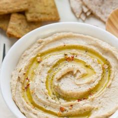 Simple and Easy Hummus Without Tahini - Life Made Sweeter