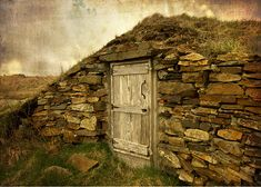 Country Root Cellar - they are such cool places to play.  Your own private fort.