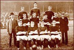 EQUIPOS DE FÚTBOL: MANCHESTER UNITED 1905-06